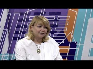 Embedded thumbnail for Гость - Светлана Юрчишина, начальник управления культуры администрации города