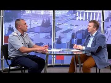 Embedded thumbnail for Гость - Михаил Касьянов, зам.начальника по кадрам и воспитательной работе СИЗО №3