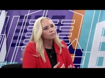 Embedded thumbnail for Гость - Татьяна Мокрецова, директор Городского дворца молодежи
