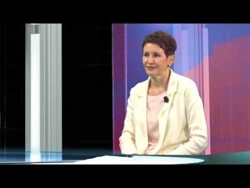 Embedded thumbnail for Ирина Еремеева, начальник управления по развитию физической культуры, спорта и молодежной политики