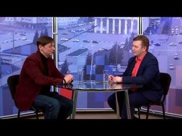 Embedded thumbnail for Гость - художественный руководитель Драматического театра Игорь Булыгин