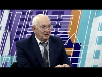 Embedded thumbnail for Владимир Свистунов, председатель городского Совета ветеранов и пенсионеров
