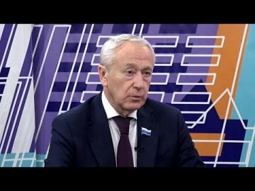 Embedded thumbnail for Гость — Вячеслав Погудин, председатель комитета по социальной политике