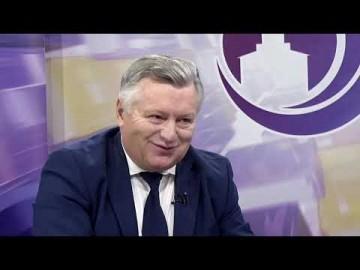 Embedded thumbnail for Гость - Юрий Бармин, начальник территориального отдела областного Роспотребнадзора
