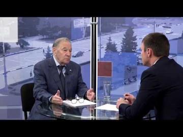 Embedded thumbnail for Гость -  Михаил Аршанский, председатель общественной палаты города