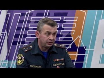 Embedded thumbnail for Гость - Сергей Колчин, начальник Нижнетагильского пожарно-спасательного гарнизона