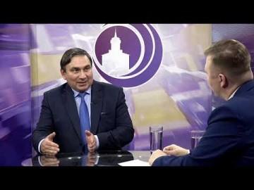 Embedded thumbnail for Гость - Николай Смирнов, министр энергетики и ЖКХ Свердловской области