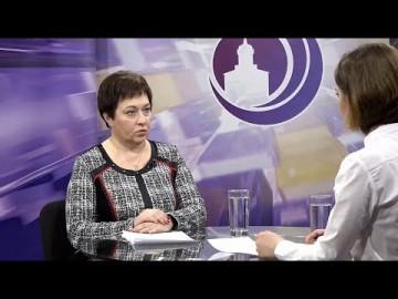 Embedded thumbnail for Гость - Юлия Николаева, главный врач противотуберкулезного диспансера №3