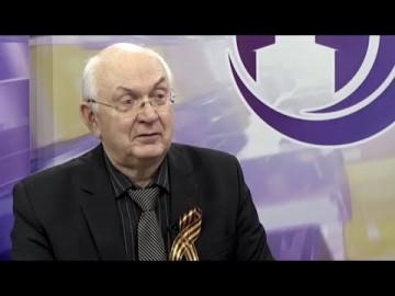 Embedded thumbnail for Гость - Владимир Свистунов, председатель городского Совета ветеранов