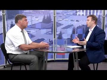 Embedded thumbnail for Гость - Алексей Кушнарев, управляющий директор ЕВРАЗ НТМК и ЕВРАЗ КГОК
