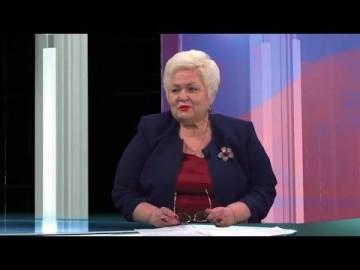 Embedded thumbnail for Людмила Кузнецова, председатель городской организации Профсоюза