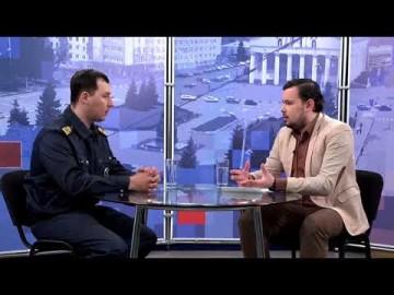 Embedded thumbnail for Гость - Дмитрий Карпенко, государственный инспектор отдела государственного контроля