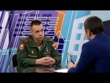 Embedded thumbnail for Гость - Сергей Воронин, советник ректора УрГЭУ, Герой России