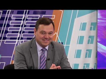 Embedded thumbnail for Гость - Дмитрий Язовских, начальник управления по развитию физической культуры, спорта и молодежной политики администрации города