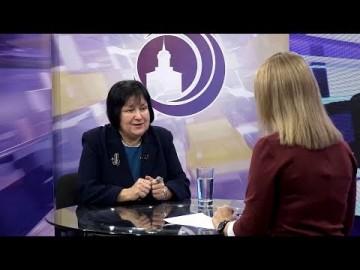 Embedded thumbnail for Гость - Марина Агеева, директор Нижнетагильского музея изобразительных искусств