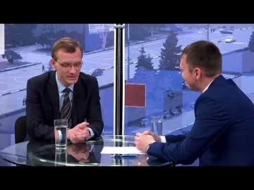 Embedded thumbnail for Гость - Константин Никкель, начальник управления архитектуры и градостроительства