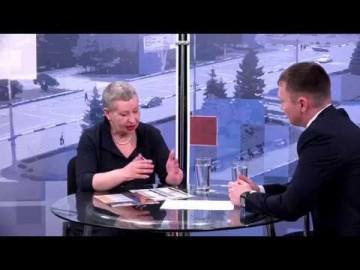 Embedded thumbnail for Гость - Ольга Анисимова, директор Нижнетагильского драматического театра