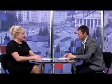 Embedded thumbnail for Гость - Татьяна Удинцева, и.о. начальника управления образования администрации города