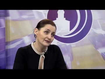 Embedded thumbnail for Гость - Алена Ковязина, главный специалист управления городским хозяйством администрации города