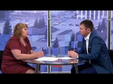 Embedded thumbnail for Гость - Марина Карелина, начальник отдела по развитию потребительского рынка
