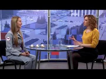 Embedded thumbnail for Гость - шестикратная паралимпийская чемпионка Михалина Лысова