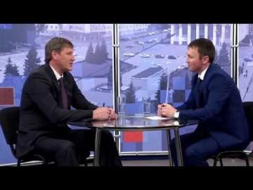 Embedded thumbnail for Гость - Дмитрий Кабачевский, директор по стратегическому развитию Треста Магнитострой
