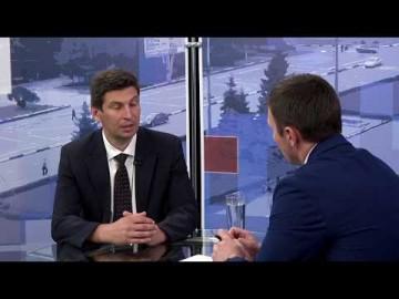 Embedded thumbnail for Гость - Егор Копысов, начальник управления ЖКХ администрации города