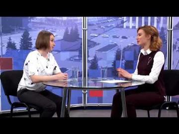 Embedded thumbnail for Гость - Анна Голикова, детская писательница