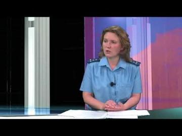 Embedded thumbnail for Екатерина Можаева, старший помощник прокурора Тагилстроевского района