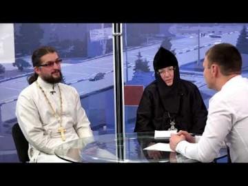 Embedded thumbnail for Гости - Игумения Мария и Иерей Алексей Бессонов