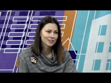 Embedded thumbnail for Юлия Ковина, заместитель начальника управления по развитию физкультуры, спорта и молодежной политики администрации города