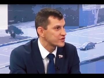 Embedded thumbnail for Гость - Алексей Балыбердин, депутат Государственной Думы РФ