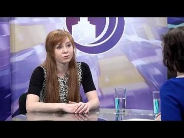 Embedded thumbnail for Гость - художница Наталия Рудый