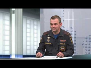 Embedded thumbnail for Сергей Колчин, руководитель Нижнетагильского пожарно-спасательного гарнизона