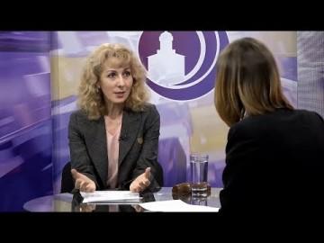Embedded thumbnail for Гость - Лилия Егорова, директор филиала РГППУ в Нижнем Тагиле
