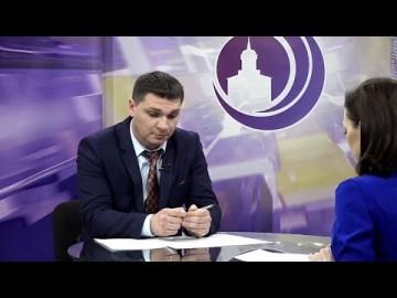 Embedded thumbnail for Гость - Алексей Сергеев, начальник отдела по экологии и природопользованию администрации города