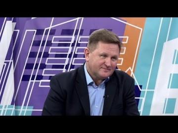 Embedded thumbnail for Гость - Сергей Цветков, директор Нижнетагильской филармонии