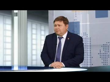 Embedded thumbnail for Денис Парамонов, глава администрации Тагилстроевского района