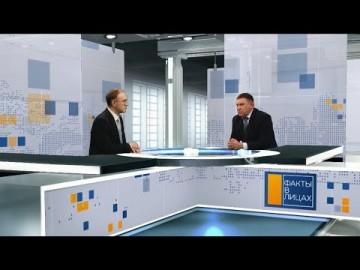 Embedded thumbnail for Андрей Лебедев исполняющий обязанности начальника управления городским хозяйством администрации города