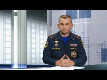 Embedded thumbnail for Сергей Колчин, начальник Нижнетагильского гарнизона противопожарной службы