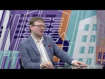Embedded thumbnail for Гость - Сергей Беляков, писатель, литературный критик