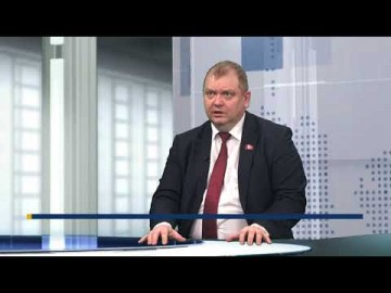 Embedded thumbnail for Игорь Темнов, директор МУП «Тагильский трамвай»